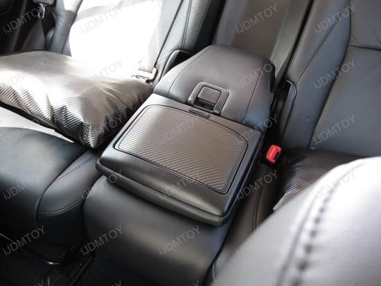 Lexus - RX - 330 - carbon - fiber - vinyl - interior - 5